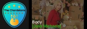 Body Guitar Chords by Julia Michaels