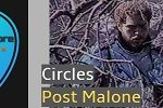 Circles Guitar Chords by Post Malone