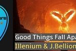 Good Things Fall Apart Guitar Chords by Illenium