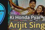 Ki Honda Pyar Guitar Chords by Arijit Singh
