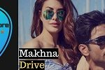 Makhna Guitar Chords from Drive