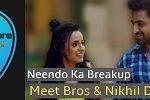 Neendo Se Breakup Guitar Chords by Meet Bros
