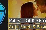 Pal Pal Dil Ke Paas Guitar Chords by Arijit Singh