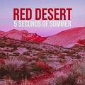 red desert chords 5 seconds of summer