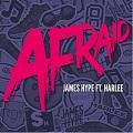 afraid chords james hype