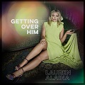 getting over him chords lauren alaina