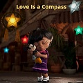 love is a compass chords griff