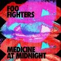 medicine at midnight chords foo fighters