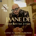 jaane de chords b praak