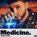 medicine chords james arthur