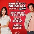even when the best part chords olivia rodrigo and Joshua bassett