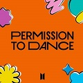 permission to dance chords bts