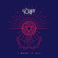i want it all chords the script