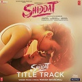 shiddat title track chords manan bhardwaj